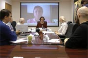Круглый стол «Священник Павел Адельгейм как реформатор», 20 августа 2013