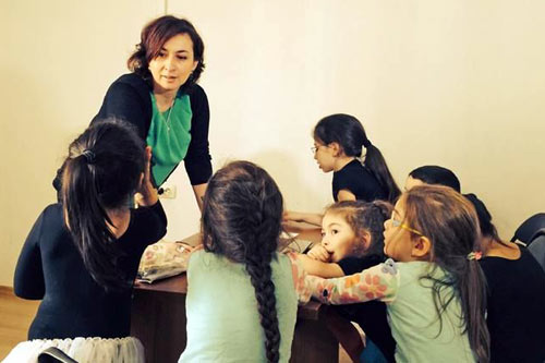 Культура детства на Кавказе и новые поколения (беседа с Н. Нефляшевой) | «Россия для всех»
