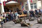 «Военно-православный трэш» в московской гимназии потряс Рунет