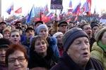 Намитинге вСевастополе небыло ниодного украинского флага | «Россия для всех»