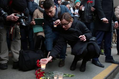 Акции памяти погибших в результате теракта в метро Санкт-Петербурга | «Россия для всех»
