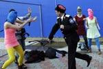 Сочи-2014: костюмированные хулиганы охраняют порядок? | «Россия для всех»