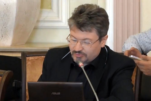 Участие вкруглом столе «Религия ирелигиозные организации вобщественной жизни России», 21мая 2014   «Россия для всех»