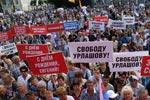 Митинг в поддержку мэра Урлашова прошел без эксцессов