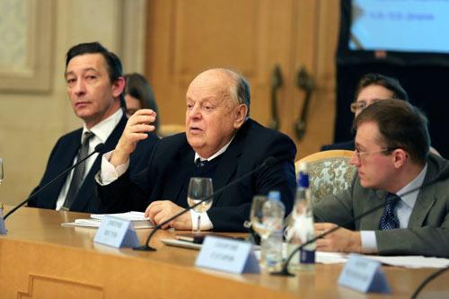 Участие в Международной конференции «Новой российской государственности – 25 лет», 16 декабря 2015