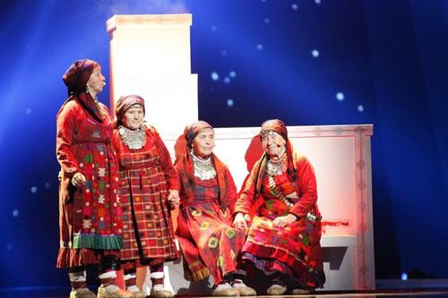 Бурановские бабушки: больше желать нечего? | «Россия для всех»