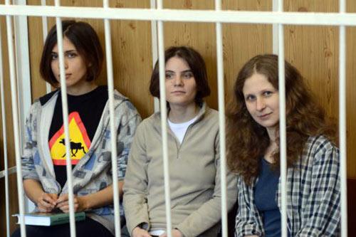 К судебному заседанию по делу Pussy Riot | «Россия для всех»