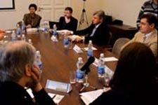 Круглый стол «Овощебаза 2013: Межэтнический конфликт вмегаполисе», 29октября 2013 | «Россия для всех»