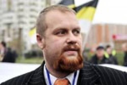 Националисту Д. Демушкину грозит до трех лет колонии