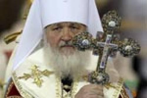Патриарх РПЦ Кирилл призвал афонских монахов отказаться от Интернета