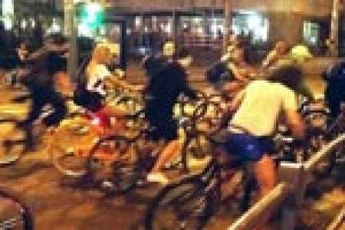 Велопробег в поддержку политзаключенных: есть задержанные