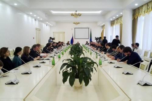 Семинар-диалог в Миннаце республики Дагестан | «Россия для всех»