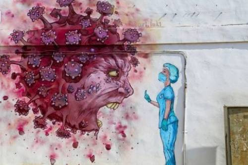 Хроники covid-санитара (07-10.05.2020) | «Россия для всех»