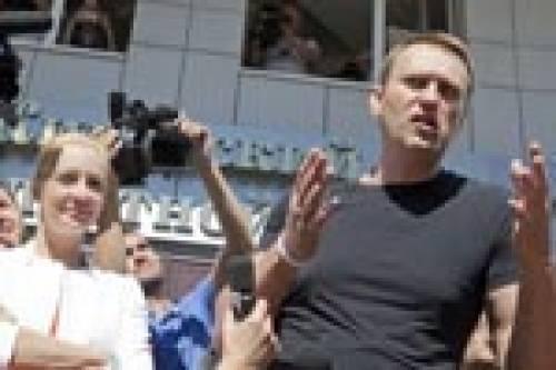 А. Навальный примет участие в выборах мэра столицы