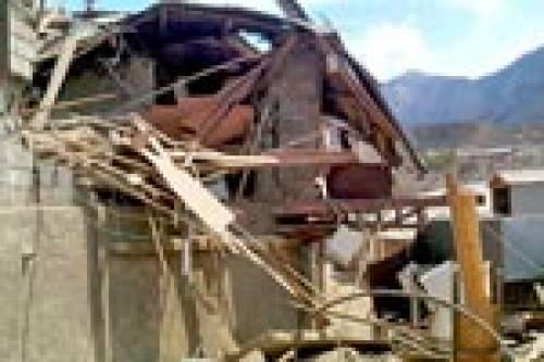 Жители дагестанского села жалуются на ущерб, понесенный в ходе спецоперации