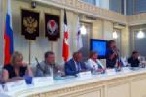Ассамблея народов России в столице Удмуртии   «Россия для всех»