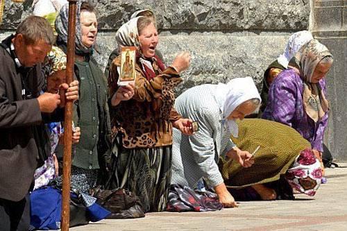 Религиозный клофелин | «Россия для всех»