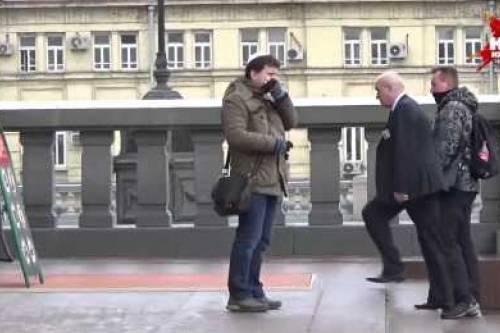В кипе по Москве   «Россия для всех»