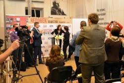 Дискуссия «Человек против госмашины» вСахаровском центре, 11апреля 2014 | «Россия для всех»