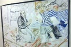 «Митьки» перепишут картины, посвящённые истории России