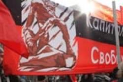 Националисты и анархисты подрались в Петербурге