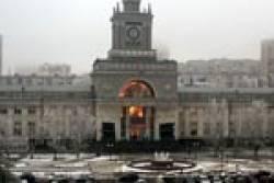 Взрыв нажелезнодорожном вокзале вВолгограде
