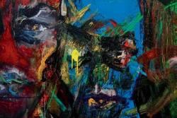 Арт-проект Евгении Мальцевой и Виктора Бондаренко «Духовная брань» | «Россия для всех»