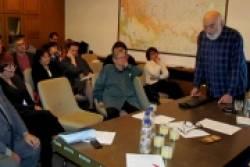 Обсуждение российской идентичности в ИЭА РАН, 7 и 30 октября 2014