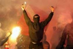 Болельщик «Спартака» оштрафован засвастику наматче | «Россия для всех»