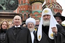 «Воцерковление» государства | «Россия для всех»