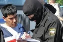 Мигрантов, работающих на стройке «Москва-Сити» проверяет полиция | «Россия для всех»