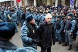 Российские юристы онезаконности массовых задержаний вфеврале-марте 2014 | «Россия для всех»